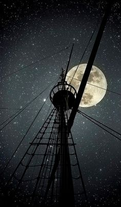 Pirate moon..