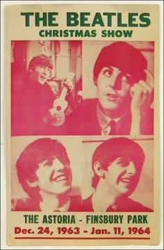 Beatles Christmas Show - 1963-64