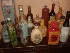 Μπουκάλια...