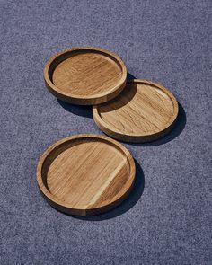 medium white oak plates White Oak, Safe Food, It Is Finished, Plates, Medium, Wood, Jewelry, Licence Plates, Dishes