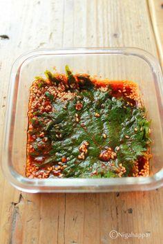 大量の大葉はこうして保存!大葉の保存食の作り方 | レシピサイト「Nadia | ナディア」プロの料理を無料で検索