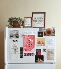Taylor Tippett's fridge Chicago