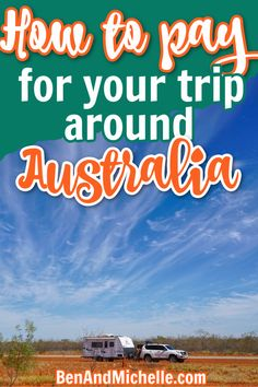 When we set of on our road trip around Australia, we didn't want to have an end date. But we knew we'd need to make some money along the way. We could stop and work for stints, take our jobs remote or work online. There are so many different options, and here are some ideas to get you started. Make money Australia | Make money online Australia | Work from home Australia | Funding your travels Australia | How to fund your road trip around Australia Way To Make Money, Make Money Online, How To Get, How To Plan, Work From Home Australia, Australia Travel, Time Travel, Us Travel, Australian Bloggers