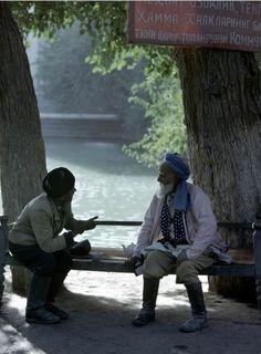 Burt Glinn 2 1963 Bukhara, Uzbekistan.