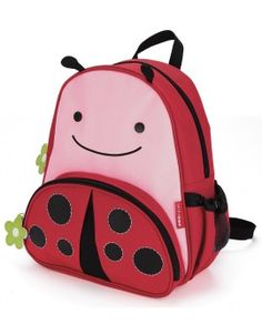Skip Hop Ladybug Zoo Backpack $34.95 www.mamadoo.com.au #mamadoo #backpacks #bags
