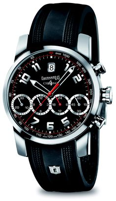 Baselworld 2014 – Eberhard & Co Chrono 4 #wristwatch #watch