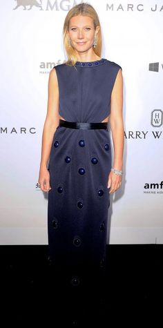 Look of the Day - March 16, 2015 - Gwyneth Paltrow in Marc Jacobs from #InStyle