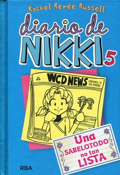 Una nueva y alocada aventura juvenil protagonizada por la simpática Nikki. http://xlpv.cult.gva.es/cginet-bin/abnetop/O8031/ID9de55775?ACC=101