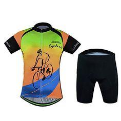 3e8e92e6953 Women Cycling Shirt Clothing Bicycle Short Sleeves And Bib Shorts Set Aogda  Summer Cycling Jersey Jacket