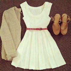 Conjunto vestido