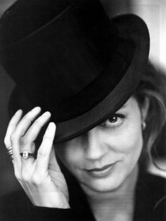 Susan Sarandon. Outspoken. Principled and ethical. Extremely beautiful and can act with the best of them.