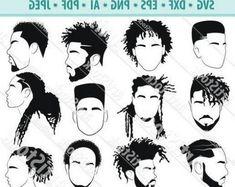 Black Men Hairstyles, Afro Hairstyles, Hairstyles With Bangs, Layered Hairstyles, Anime Guy Long Hair, Scene Hair Bangs, Scene Haircuts, Afro Men, Light Skin Girls