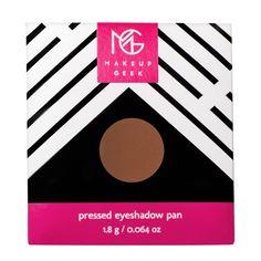 Makeup Geek Eyeshadow Pan in Cocoa Bear