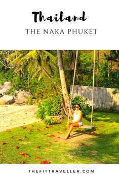 The Naka Phuket Hotel - 5 star hotel in Phuket Thailand Phuket Honeymoon, Phuket Travel, Honeymoon Hotels, Phuket Hotels, Thailand Travel, Asia Travel, Resorts, Winter Travel, Summer Travel