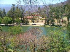 La Laguna Encantada en Guelatao de Juárez, Oaxaca