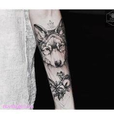 Amazing Black Tattoos Designed By Diana Severinenko http://www.ntvstyle.com/amazing-black-tattoos-designed-by-diana-severinenko/ NTV Style