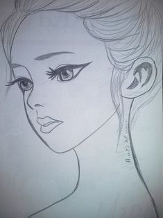 Art little tikes garden house - House & Garden Disney Drawings Sketches, Art Drawings Sketches Simple, Girl Drawing Sketches, Girly Drawings, Art Drawings Beautiful, Disney Pencil Drawings, Disney Princess Sketches, Beautiful Girl Drawing, Girl Sketch