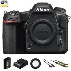 Nikon D500 / D 500 20.9 MP 4K WiFi DSLR Camera (Body Only) - Labor Day Sale | Cameras & Photo, Digital Cameras | eBay!