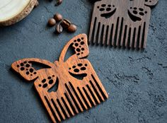 Wooden Women Hair Comb for Girl Butterfly Design Mom Gift for Mother's Day Gift From Daughter Person 5 Year Anniversary Gift, Homemade Anniversary Gifts, Anniversary Gifts For Husband, Wedding Anniversary, Mothers Day Gifts From Daughter, Birthday Gifts For Sister, Mother Day Gifts, Diy Gifts For Boyfriend, Gifts For Coworkers