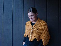 Ravelry: Cedar Wrap pattern by Susan B. Anderson
