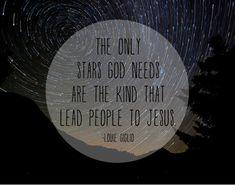 Louie Giglio Stars Quote