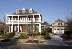 Daniel's Island Residence, Charleston SC - traditional - exterior - charleston - Architectural Studio, Inc.