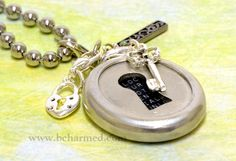 """""""Unlock Your Potential"""".....don't keep it under """"Lock & Key""""! Join bcharmed today! www.bcharmed.com"""