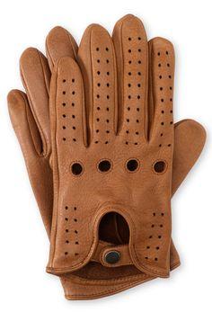 John W. Nordstrom - Deerskin Driving Gloves