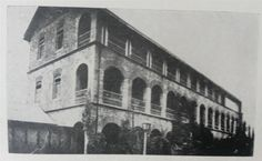 Old New Poona College