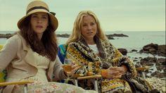 i want this knitted coat worn by Maria Bello in Jane Austen Club soooooo badly.