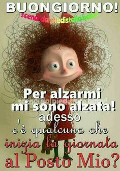 Roberta Cabras - Google+ Good Morning Good Night, Day For Night, Laughing Images, Desiderata, Good Mood, Funny, Facebook, Genere, Smiley
