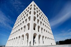 Fendi headquarters in Rome, Italy