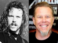 James Hetfield, He is my hero..Metallica rocks..James voice & music keeps me going thru hardtimes for 25 yrs..