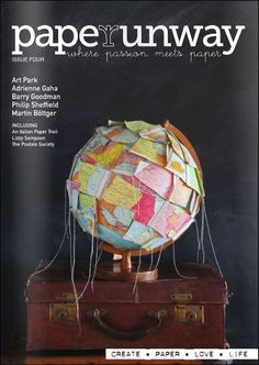 Papercrafting Challenge: Magazine Mondays - Wk 88! Join us for another week of papercrafting inspired by magazines - YOU could be our next challenge winner!