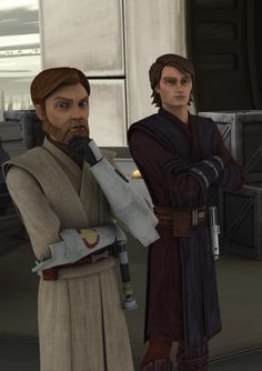one of the best Jedi Team in the galaxy