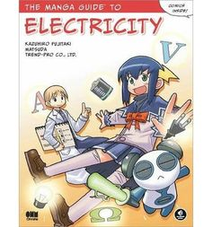 Rereko struggles to pass her exams in Electopia, the Land of Electricity, but is soon exiled to Tokyo, where Hikaru, a graduate student, uses real-life examples to teach her the fundamentals of electricity. This whimsical, easy-to-read guide includes examples and exercises with answer keys to help readers learn.