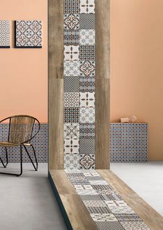 Simple Steps provides wall covering and flooring solutions to the residential, commercial and hospitality industries. Porcelain Tiles, Beautiful Patterns, Floors, Spice, Walls, Indoor, Wallpaper, Simple, Furniture