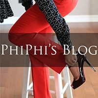 Phiphi's blog - a Petite Canadian