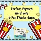 """A set of 4 phonics games featuring Short """"a"""" & Short """"i"""" words Each game board features word families for these two vowels. In addition, high f..."""