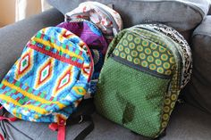 Backpacks – Lukhanyiso Arts & Crafts African Design, Wax, Arts And Crafts, Backpacks, Contemporary, Ideas, Backpack, Art And Craft, Thoughts