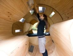 Roll it Experimental Housing / University of Karlsruhe | ArchDaily