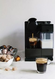 Your breakfast routine wouldn't be complete without brewing a bold cup of coffee. Using a Nespresso machine, you can create the ideal start to your day!
