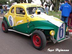 Carretera Ford Edelbrok - Julio Andreatta