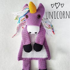 Hey, I found this really awesome Etsy listing at https://www.etsy.com/uk/listing/599573062/crochet-ragdoll-puple-unicorn-amigurumi