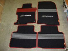 1000 images about honda accord floor mats on pinterest honda accord car accessories and. Black Bedroom Furniture Sets. Home Design Ideas