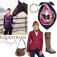 Equestrian Royale Inspired by UK Equestrian