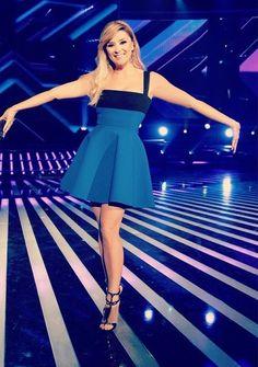 #blu and #black dress