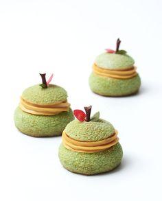 Le Chou-Chou pomme - spéculos