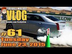 FIREBALL MALIBU VLOG 61 | Fireball Malibu Vlog