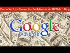 Como Ver Mis Ingresos En Google Adsense